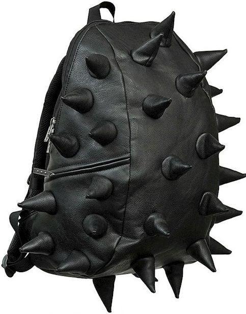 Шкільний рюкзак MadPax Black чорний