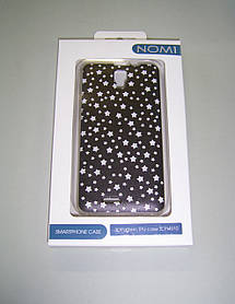 Чехол Nomi i4510 (ip4271) Silicon TPU-cover 3D Pattern