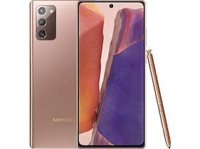 Samsung Galaxy Note 20 8/256GB (SM-N980FZGGSEK) Bronze