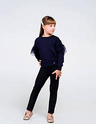 Свитшот для девочки, Украина, Smil, рр 134, 140, 146, 152, 158, 164, арт. 116443