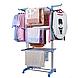 Многоярусная сушилка для белья, вещей, одежды Garment rack with wheels  складная, фото 2