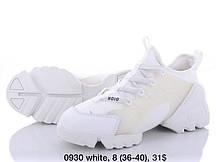 Жіночі кросівки Dior оптом (36-40)