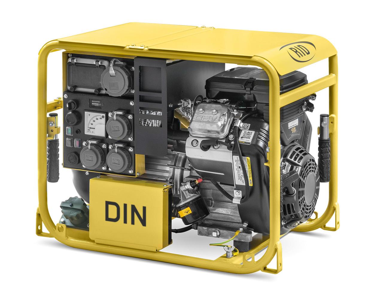 DIN генератор RV 13540 ERN (10,4 кВт)
