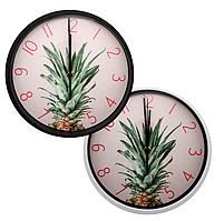 Часы настенные №CZK-562G-6 (24,5х24,5х4см)