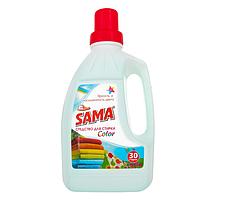 Гель для стирки SAMA Color 1.5 л