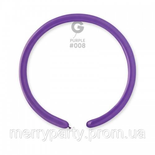 ШДМ 160 пастель фиолетовый 160/08 Gemar Италия шар для моделирования