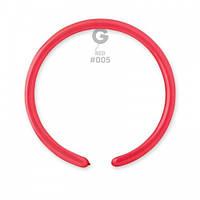 ШДМ 160 пастель красный 160/05 Gemar Италия шар для моделирования
