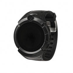 Детские умные часы-телефон с GPS трекером Baby Smart Watch Q360 (Q610) Original Черные