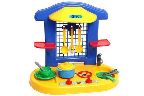 Детская игровая Кухня 2 ТехноК 2117