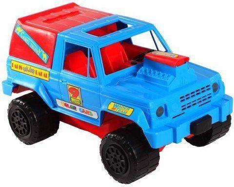 Детская игрушечная спецтехника машинка Джип 39008