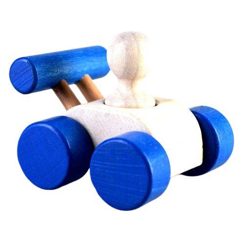 """Детская игрушка Мягкая игрушка """"Машинка Малыш"""" (синяя) Ду-08С"""