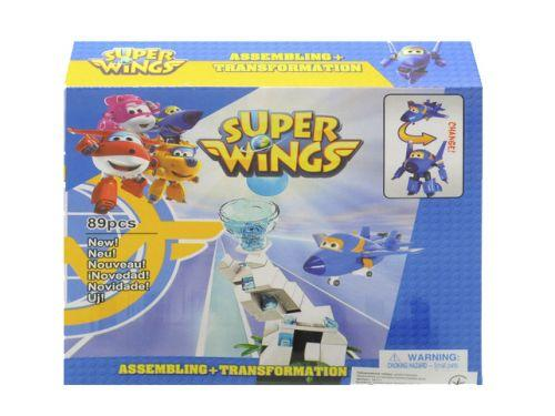 "Конструктор ""Super Wings"", 89 дет 16111"