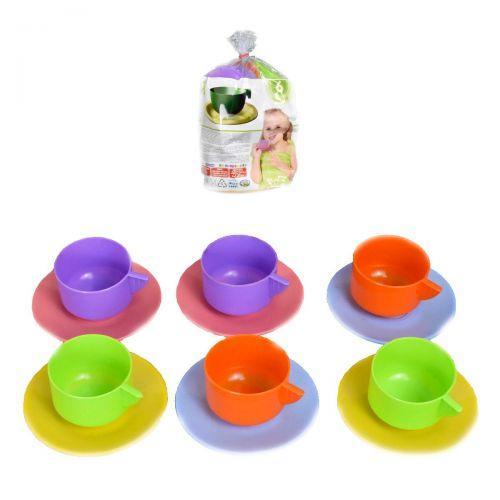 Детский игровой набор посуды - Кофейный набор 5042