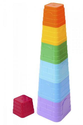 """Детская развивающая игрушка - Пирамидка """"Техноком"""" 4654"""