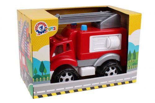 """Детская игрушечная спецтехника Машинка грузовик """"Пожарная машина"""" 5392"""