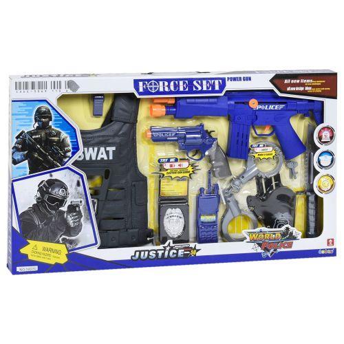 """Детский игровой набор """"Полиция"""" 34270"""
