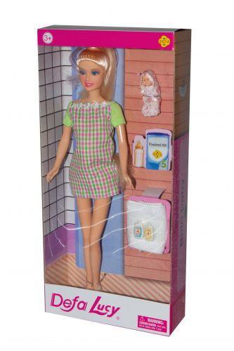 """Детская Кукла беременна """"Defa Lucy"""" 8357"""