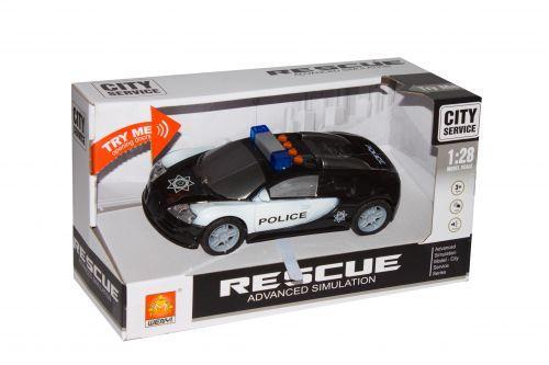 """Детская игрушечная Инерционная машина """"Полиция"""" WY630B"""