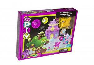 Детский игровой набор Пони с домиком 2 в 1 SM1019