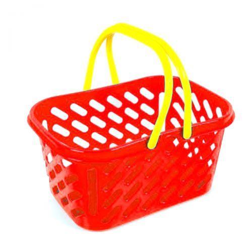 Детский игровой набор Корзина для покупок (красная) KW-04-434