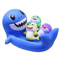 """Дитячі Іграшки для ванної """"Акули"""" OSB9279"""