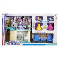 """Игрушечная мебель для кукол Замок """"Fashion Castle"""" (с 3-мя игровыми фигурками) SS 070 A"""