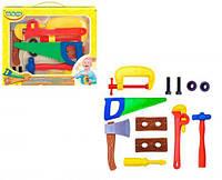 """Детский игровой набор """"Мой первый детский набор инструментов"""" 58041"""