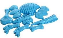 """Детский набор для песочницы """"Динозавр"""" 1034P-ABC"""
