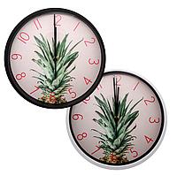 Годинник настінний №CZK-562G-6 (24,5х24,5х4см)