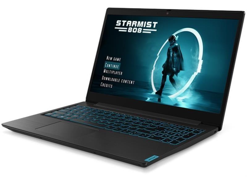 "Ноутбук Lenovo Ideapad L340-15IRH Gaming (81LK00BBRA); 15.6"" FullHD (1920x1080) IPS LED матовый / Intel Core i5-9300H (2.4 - 4.1 ГГц) / RAM 8 ГБ / HDD"