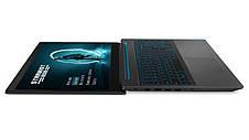 "Ноутбук Lenovo Ideapad L340-15IRH Gaming (81LK00BBRA); 15.6"" FullHD (1920x1080) IPS LED матовый / Intel Core i5-9300H (2.4 - 4.1 ГГц) / RAM 8 ГБ / HDD, фото 3"