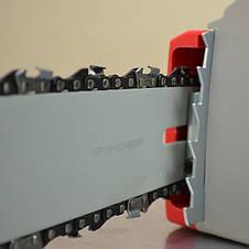 Пила цепная 2000 Вт, 800 об/мин, шина 405 мм, 230 В INTERTOOL DT-2201, фото 3