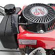 Газонокосарка бензинова 4,5 HP (3,4 кВт) ширина зрізу 460 мм самохідна INTERTOOL LM-4546, фото 4