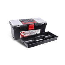 """Скринька для інструментів, 16"""" 396x216x164 мм INTERTOOL BX-0016"""