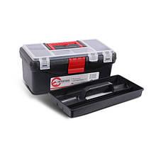 """Скринька для інструментів, 13"""" 318x175x131 мм INTERTOOL BX-0125"""