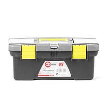 """Ящик для інструменту 12"""" 300*154*124мм INTERTOOL BX-0312"""
