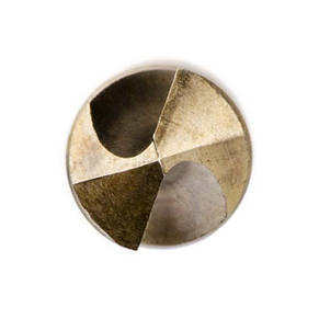 Свердло кобальтовое по металу 5.0 мм HSS-Co, DIN 338 INTERTOOL SD-5450, фото 2