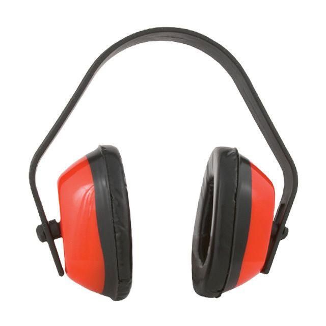 Навушники шумопоніжающіе з пластмасовими дужками INTERTOOL SP-0024