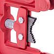 Тиски слесарные трубные 10-85 мм INTERTOOL HT-0059, фото 4