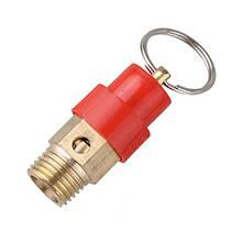 "Запобіжний клапан на компресор 1/4"" INTERTOOL PT-5002"