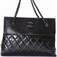 Женская сумка CHANEL style (13725 Black)