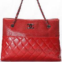 Женская сумка CHANEL style (13725 Red)