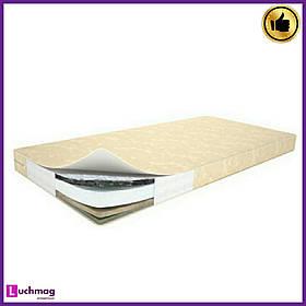 """Матрац дитячий для ліжечок """"BABY LUX ULTRA COCOS COMFORT"""", розмір 120*60*10см"""