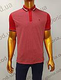 Мужская футболка Поло,Батал, MСL . PSL-26835. Размеры:  2XL(2),3XL,4XL., фото 2