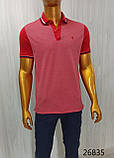 Мужская футболка Поло,Батал, MСL . PSL-26835. Размеры:  2XL(2),3XL,4XL., фото 8