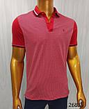 Мужская футболка Поло,Батал, MСL . PSL-26835. Размеры:  2XL(2),3XL,4XL., фото 9