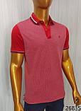 Мужская футболка Поло,Батал, MСL . PSL-26835. Размеры:  2XL(2),3XL,4XL., фото 10
