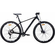 """Велосипед Leon 27.5"""" XC-60 AM с локаутом HDD рама-18"""" Al 2020 черный (OPS-LN-27.5-074)"""