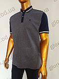 Мужская футболка Поло,Батал, MСL . PSL-26835s. Размеры:2XL(2),3XL,4XL., фото 3
