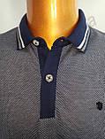 Мужская футболка Поло,Батал, MСL . PSL-26835s. Размеры:2XL(2),3XL,4XL., фото 6